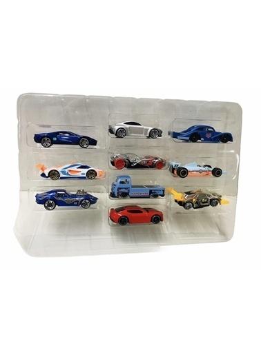 Sunman Sunman S00002627 Maxx Wheels Value Pack 10'lu Mini Oyuncak Araba Seti Renkli